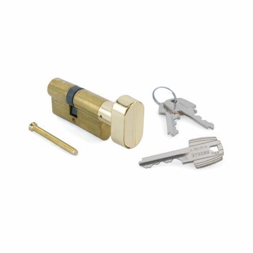 Cilindro TESA 5030 - Bombillo botón con llave serreta