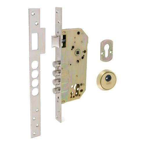 Cerraduras Embutidas Golpe y Llave TESA 200-B