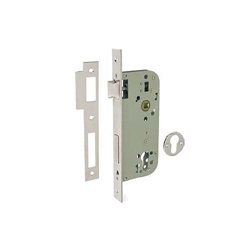 Cerraduras Embutidas Golpe y Llave TESA 2030 Con Cilindro Reversible