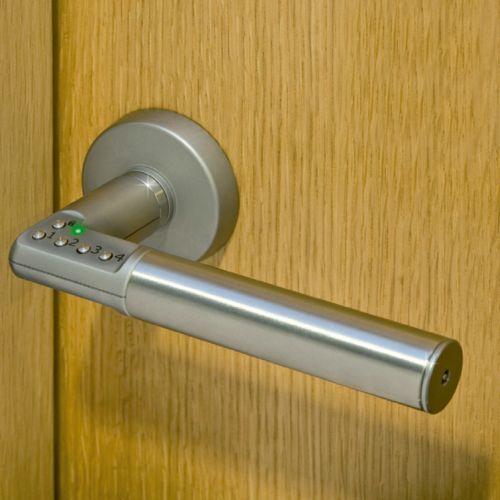 Manillas CODE HANDLE control acceso sin llaves ni tarjetas