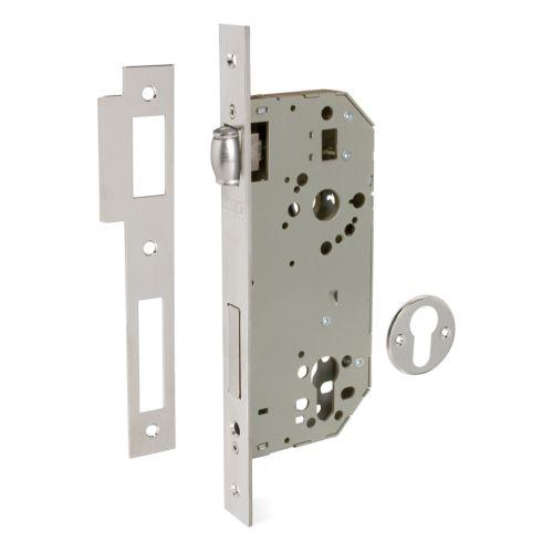 Cerraduras Embutidas de Cilindro Rodillo y Llave - TESA 2036 Con Cilindro