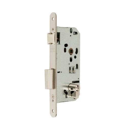 Cerraduras Embutidas Golpe y Llave MCM SI01 Institucional Reversible