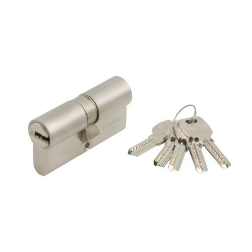 Cilindro MCM AS6 - Bombillo de 6 pitones con llave de puntos