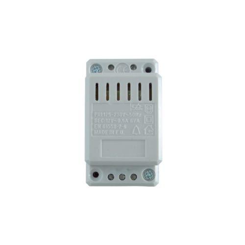 Transformador 125-230V/12V AC