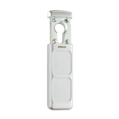 Protector de cilindro EG - Apertura y cierre para cilindro europeo con 5 llaves