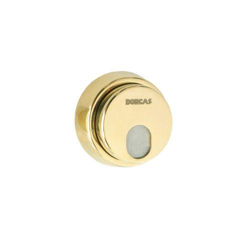 Protector redondo de cilindro ER - Apertura para cilindro europeo con 5 llaves