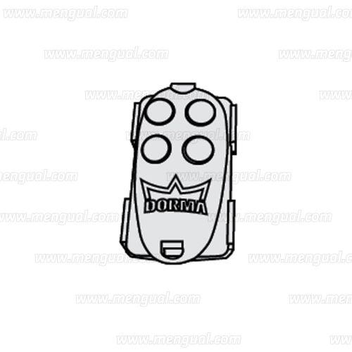 Mando a distancia, pulsador manual y receptor - Magneo y Porteo