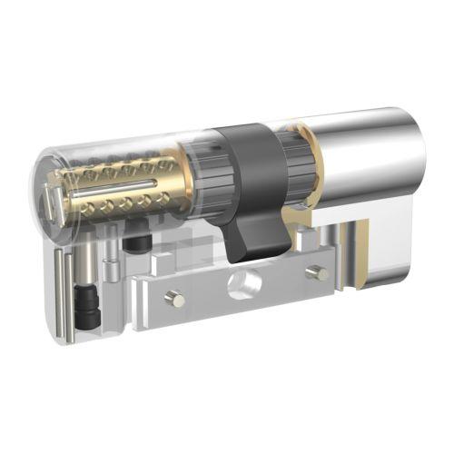 """KABA EXPERT LAM VDS - """"Extrem Protection System"""" - Bombillo de 22 pitones con llave de puntos INCOPIABLE"""