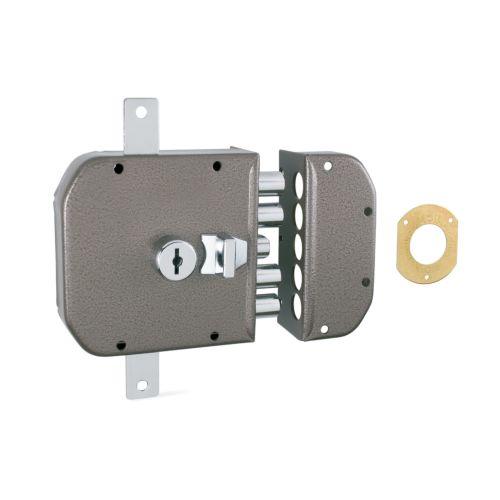 Cerradura MOIA R/434 - Golpe y llave con varillas