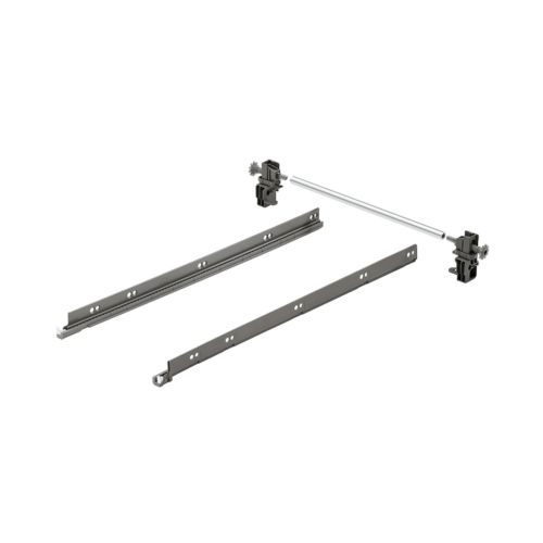 Barra lateral estabilizadora para cajones anchos Blum Tandembox
