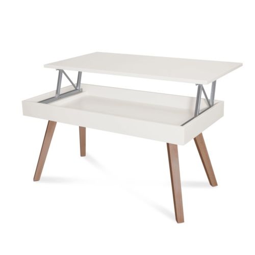 Juego de 2 Mecanismos sobre elevables para mesas de centro