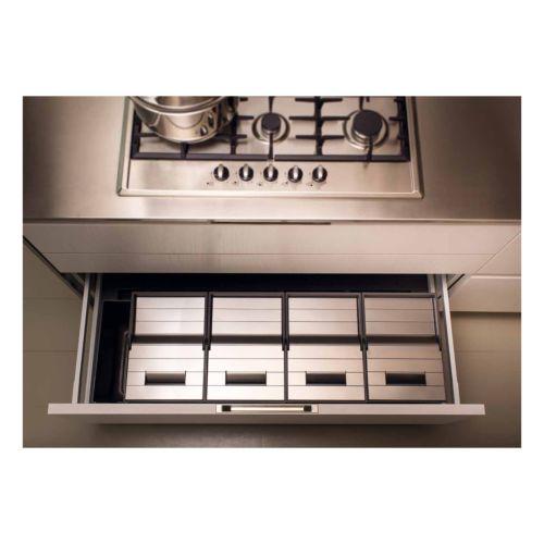 PREMIERE - Contenedor 2, 3 y 4 compartimentos para la colocación en interior de cajón