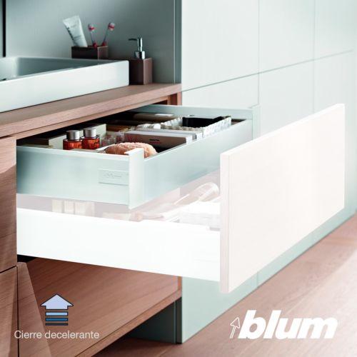 BLUM Tandembox Antaro - Kit completo cajón interior con cierre decelerante BLUMOTION - Perfil K=115,6 mm. - Máx. 30 Kg.
