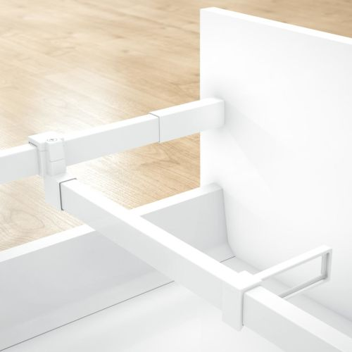 Kit barra separadora transversal Orgaline para cajones caceroleros Blum Tandembox