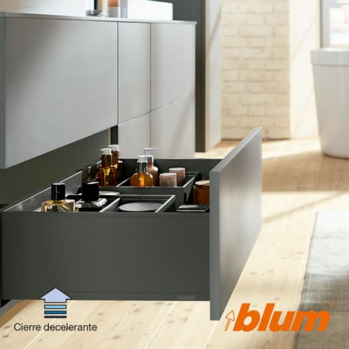 Blum guías cajones Legrabox Pure perfil C