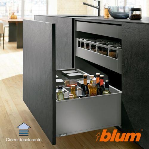 Blum cajones cocina Legrabox Pure altura F