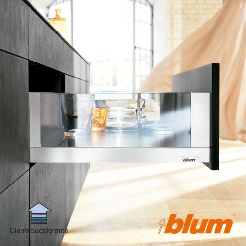 Guías para cajones Blum Legrabox Free altura C