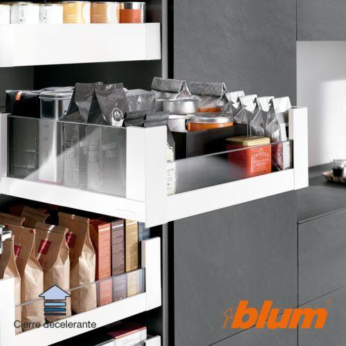 Cajón interior Blum Legrabox Free perfil C