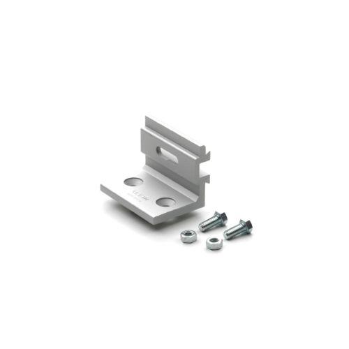 Escuadras de fijación para serie POCKET GLASS y SLID