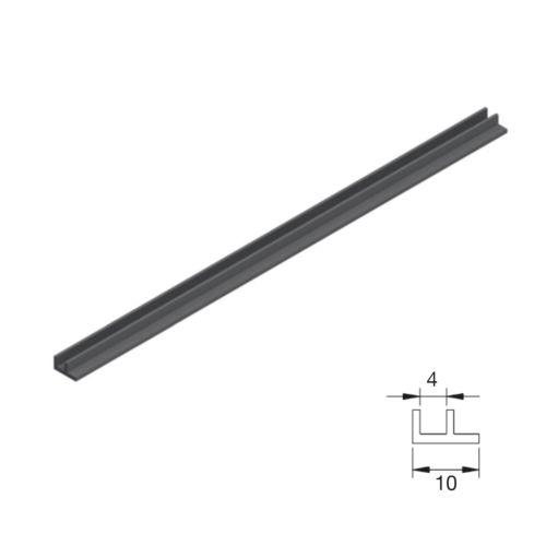 Kit perfil reductor cristal para perfiles ATLÁNTICO