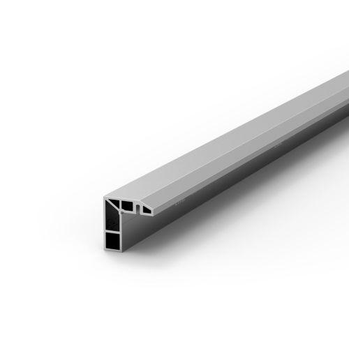 Soporte a pared / distanciador para guía LITE 60/100 sobrepuesta y retráctil