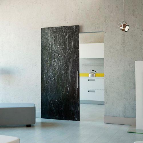 MAGIC-2 Guía invisible para puertas correderas de madera