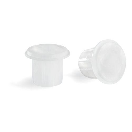 Bimaterial - Paragolpes para embutir con cabeza de goma