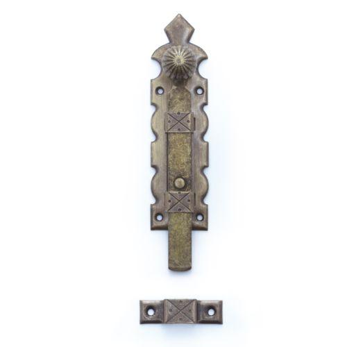 Pasador para puertas R/6 Rústico