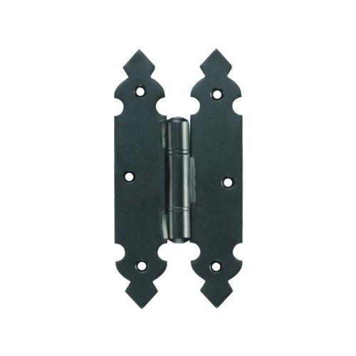 Pernios Puertas de Paso Pala decorativa con nudo final media bola Modelo 405 FUERTE