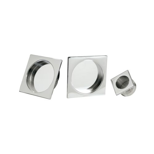 NIKO - Kit 2 cazoletas ciegas cuadradas + dedal redondo