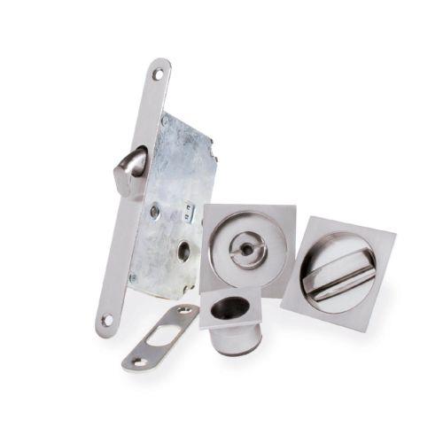 ECO-NIKO - Kit cerradura + muletilla + dedal cuadrado