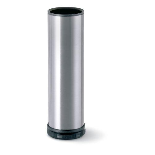 Pata de tubo para el Mueble AIDA - Regulable de Ø50 mm.