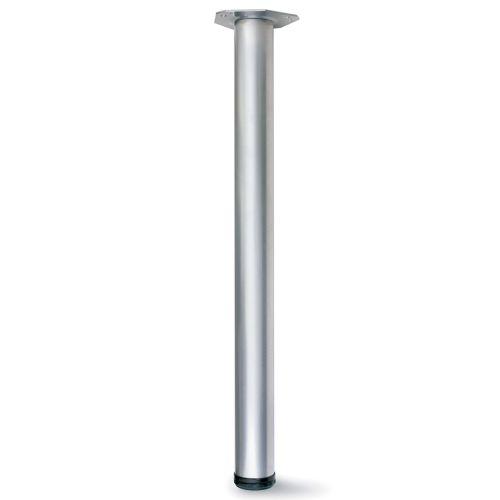 Patas para Mesa EDGAR ECONÓMICA - Regulable de 71 cm.- Ø60 mm.