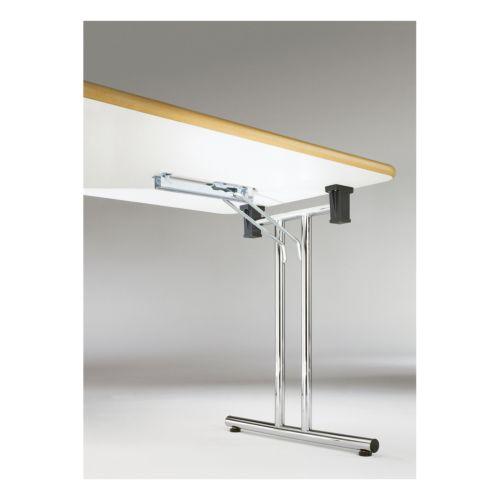 TUCA - Juego de 2 patas abatibles para mesas de 71 cm