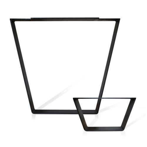 BROOK - Pata trapecio cerrado para mesas