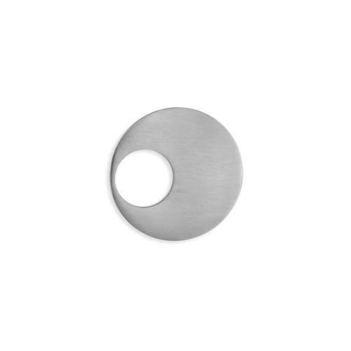 SLY CÍRCULO - Kit 2 placas para colocación adhesiva