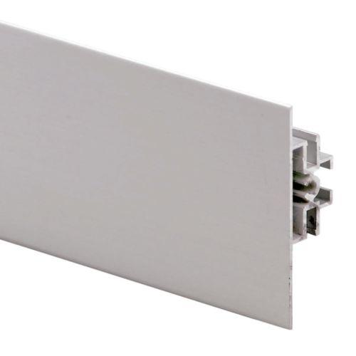 Perfil horizontal y vertical GOLA PLANO para cajón