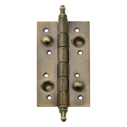 Bisagras de pala recta con pivotes final alto para Puertas Blindadas