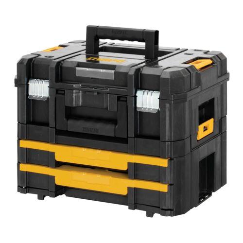 Kit de 2 cajas herramientas - T-STAK II + T-STAK IV