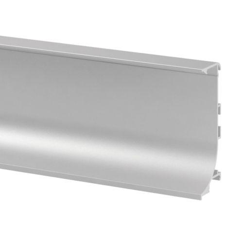 Perfil horizontal iluminación BI-LED para puertas y cajones