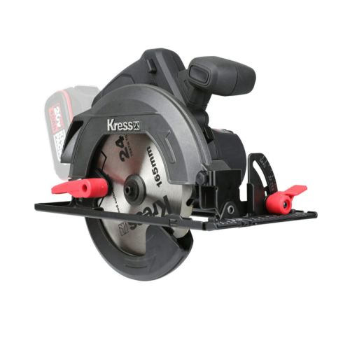 Kress KUE12.9 - Sierra Circular Brushless 20V (Sin batería)