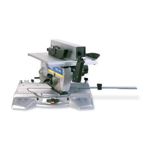 VIRUTEX TM43L - Ingletadora abatible con mesa superior (1100W)