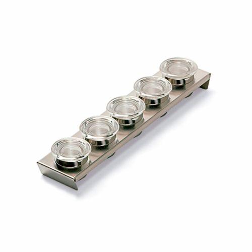 Set de 5 tarros de especias para los modelos NICOLE y TALOS