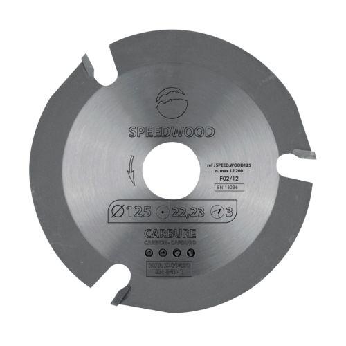 Discos de corte madera para uso de mini Amoladoras