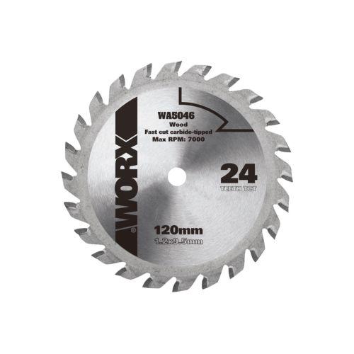 WORXSAW 24Z - Disco de madera para WORX WX427