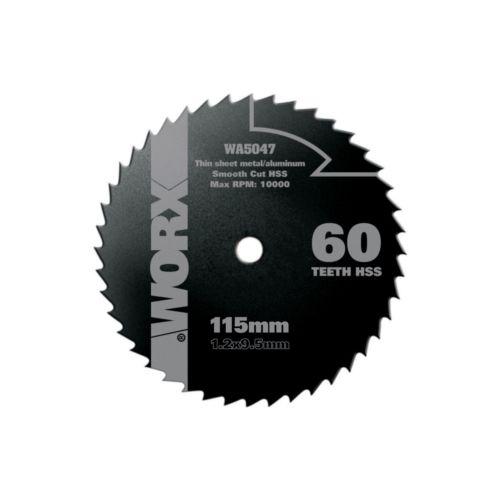 WORXSAW 60Z - Disco multiusos para WORX WX427