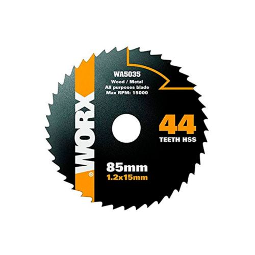 WORXSAW 44Z HSS - Disco multiusos para WORX WX426 / WX523