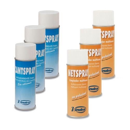 Kit 3 Cantspray + 3 Netspray
