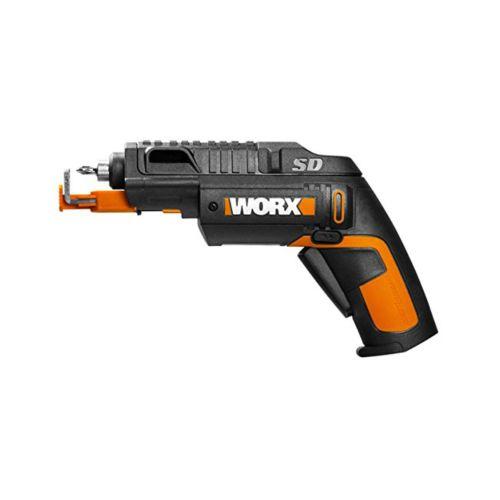 WORX WX255 - Atornillador automático a batería (4V-1.5Ah)