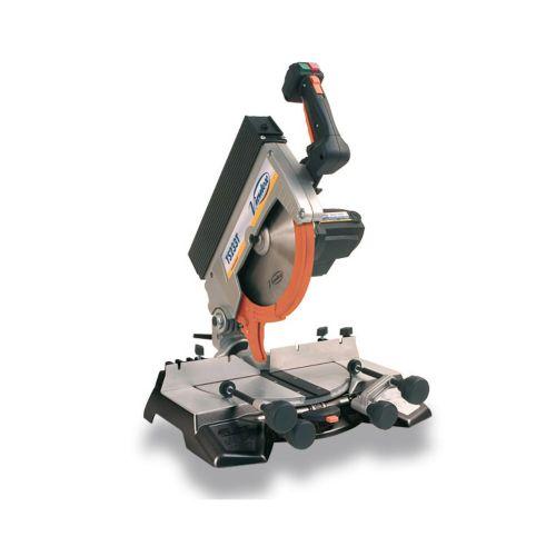 VIRUTEX TS233W - Tronzadora abatible para el corte de Aluminio y PVC (1500W)